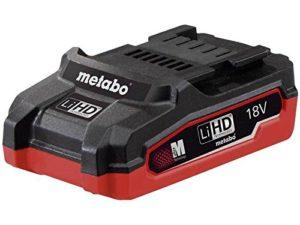 Metabo Akkupack LiHD 18V-3,1 Ah, 625343000